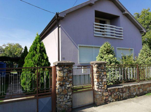 Kuća u Ulici Nikole Tesle – Sremska Mitrovica
