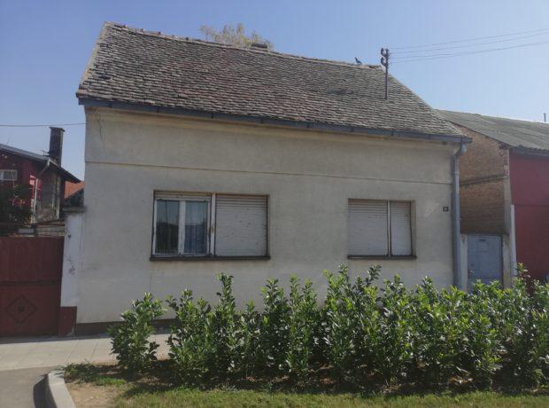 Kuća u Ulici Fruškogoska – Sremska Mitrovica