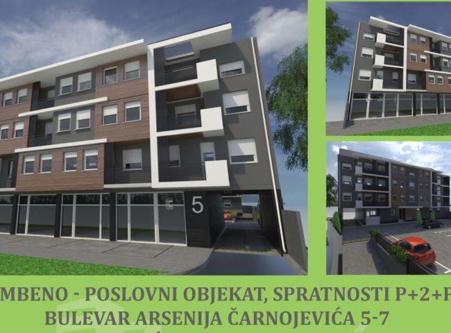 Novogradnja Sremska Mitrovica